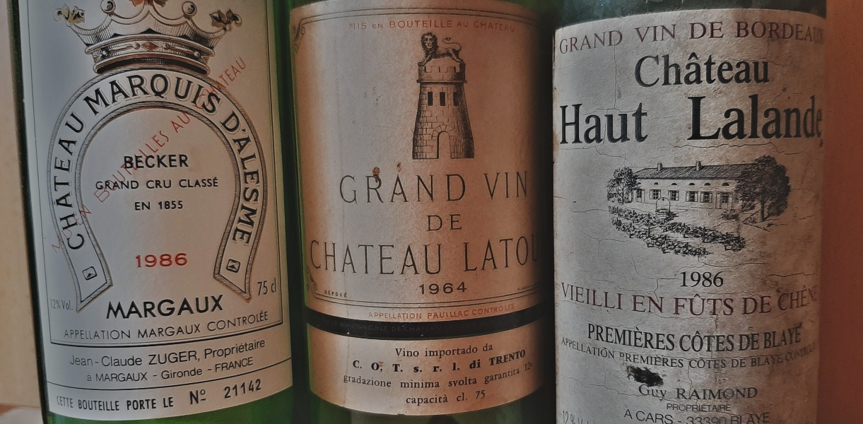 Bordeaux klasifikace vín