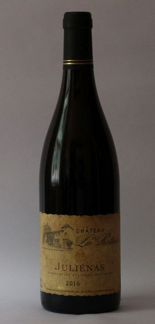 Juliénas 2016 Chateau de la Bottiere - Laurent Perrachon