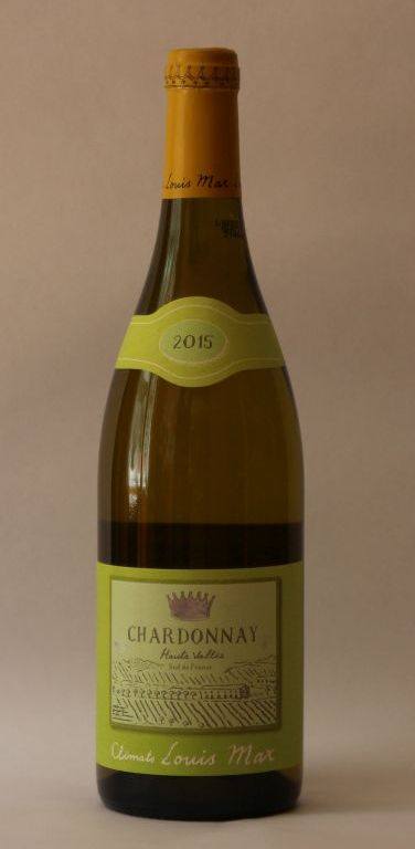 Chardonnay Pays d´Oc Haute Vallee 2015 - Louis Max