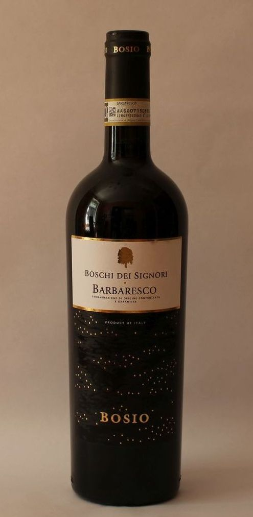 Barbaresco DOCG 2014 - Bosio Family Estates