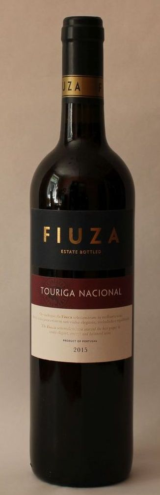 Touriga Nacional 2015 - Fiuza and Bright