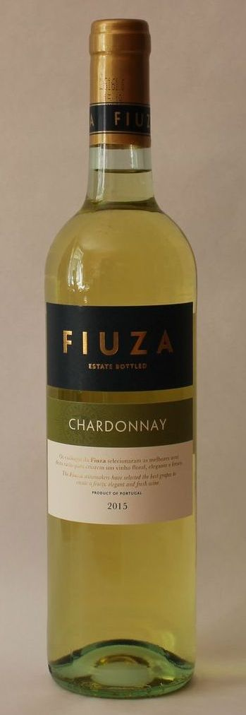 Fiuza Chardonnay 2015 - Fiuza and Bright