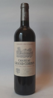 Chateau Grand Corbin 2010 - Saint Émilion