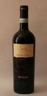 Barbera d´Alba DOC Barrique Egidio 2016 - Bosio Family Estates