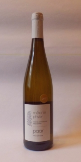 PAAR Pinot Blanc - Pinot Auxerrois 2017 - Mélanie Pfister