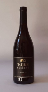 Pinotage 2008 Reserve - Rijk´s